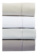 SIMPLY VERA VERA WANG 1000TC Egyptian Cotton Tailored Pillow Case - White