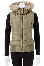 KHOKO Lucy Quilted Vest