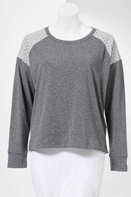 SIMPLY VERA VERA WANG Women'S Dapper Sweat