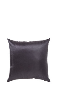 URBANE HOME Faux Silk Cushion 2 Pack 45x45cm