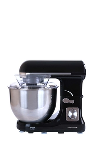 SMITH & NOBEL 1000W Planetary Stand Mixer Black