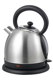 SMITH & NOBEL 1.8L Dome Kettle Stainless Steel