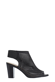 SIMPLY VERA VERA WANG Nikki Perforated Adjustable Heel