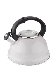 CLASSICA 2.6L Stainless Steel Kettle Grey/White