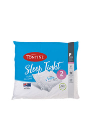 TONTINE 2Pk Sleep Tight Pillows European