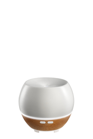 ELLIA Awaken Ultrasonic Aroma Diffuser White