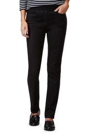 MAINE NEW ENGLAND Elastic Waist Straight Jeggings