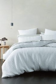 PHASE 2 Anglesey Quilted Quilt Cover Set QB