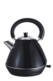 SMITH & NOBEL 1.7 Litre Kettle Black