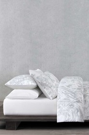 SIMPLY VERA VERA WANG Pearl 300TC Cotton Quilt Cover Set King