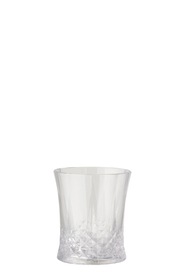 SHAYNNA BLAZE Diamond Tumbler Clear