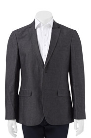 VAN HEUSEN Cotton and Linen Blazer