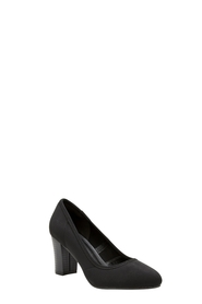 SIMPLY VERA VERA WANG Round Toe Neoprene Pump