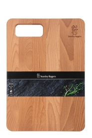 STANLEY  ROGERS Thermo-Beech Rectangle Chopping Board 36 X 25 X 1.8cm