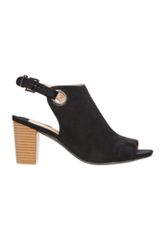 KHOKO Burnley Heel With Side Ring Detail