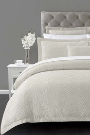 ELYSIAN Beaumont Polyester Cotton Jacquard Quilt Cover Set QB