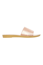 LAVISH Solomon Wide Strap Summer Slide