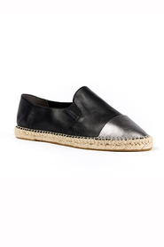 DF SUPERSOFT Walker Leather Flat
