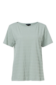 SAVANNAH Textured T-Shirt