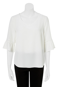 KHOKO SMART PEASANT TOP