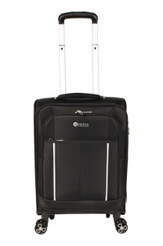 TOSCA Delta 4Wd Soft Small Trolley Case