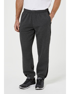 MENS HOLT TRACKPANT WITH STRIPE AND CUFF