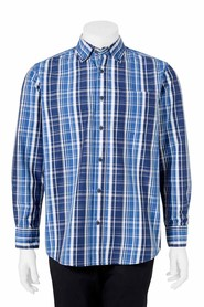 JC LANYON CASUAL CHECK SHIRT