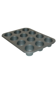 BAKERS SECRET Non Stick  Friand Pan 12 Cup