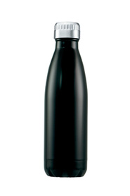 AVANTI  Stainless steel fluid vacuum bottle 1lblack