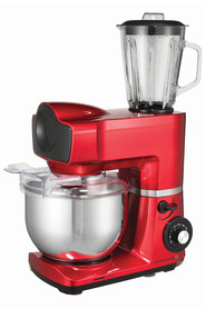 S+N 1300W STAND MIXER RED SNFM285R
