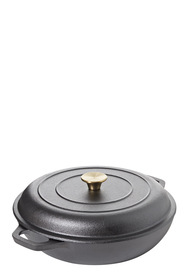 S+NTRADITIONS CAST RAW BRAISER 4.5L GLD