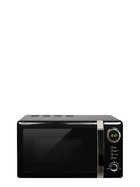 SMITH & NOBEL Microwave 20L Retro Black