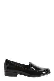 HUSH PUPPIES FENEC PATENT LEATHER LOAFER