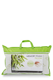 ARDOR Memory Foam Pillow with Bamboo Cover
