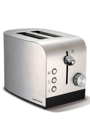 MORPHY RICHARDS Accents 2 Slice Toaster Stainless Steel