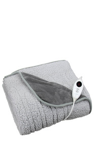 SOREN Soren Reversible Heated Electric Throw 160x130cm