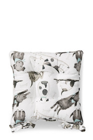 MOZI Mutts Cotton Canvas Chair Pad 40x40cm