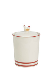 S+N CERAMIC CHICKEN CANISTER 1.2L
