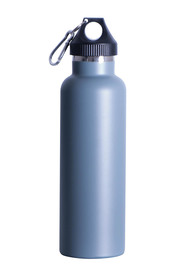AVANTI  800Ml stainless steel double wall bottle grey