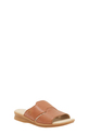 HUSH PUPPIES STRAP DETAIL SANDAL, TAN, 6