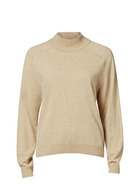 KHOKO COLLECTION Turtle Neck Pullover