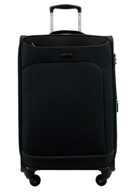 COURIER Connection 72cm 4WD Trolley Case Black