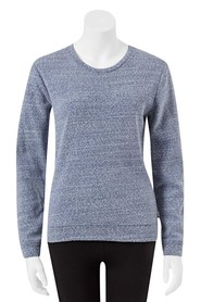 BONDS womens tri blend pull over