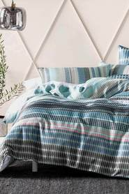 LINEN HOUSE Heidi Jacquard Quilt Cover Set KB