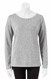 BONDS womens textured knit pullover