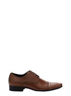 JULIUS MARLOW Combine Leather Lace Up With Side Detail
