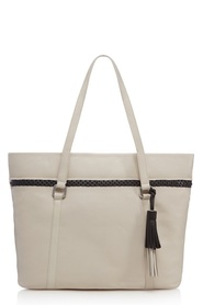 THE COLLECTION Contrast Braid Shopper