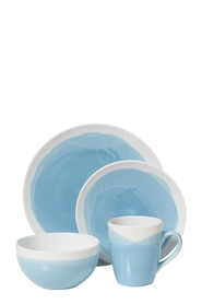 MIKASA EMMET DINNER SET 16PC