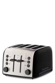 RUSSELL HOBBS Brooklyn Toaster Black