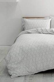 LINEN HOUSE Nosco Cotton Flannelette Quilt Cover Set QB